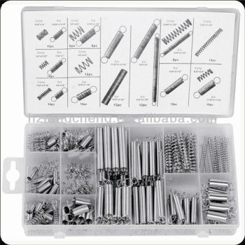 200pc Small compression extension spring Assortment Kit