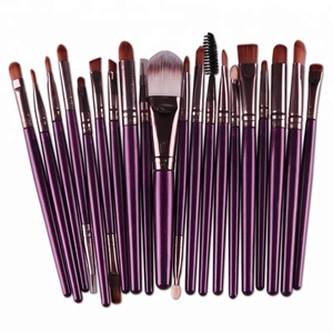 Makeup Brushes 20Pcs Kit Professional Cosmetic Brushes Multifunction Make Up Brushes Set Tool