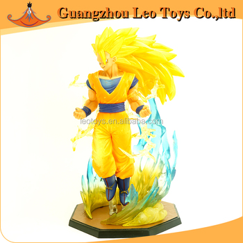 dragon ball z super saiyan 3 son goku super saiyan toy manufacturer