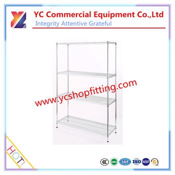 Yc-w140 Wall Mounted Corner Diy Cube Wire Shelf - Buy Round Cube ...