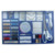 127pcs Wholesale Hand Tool travel Sewing kit Tailor's Materials Accessories Set box
