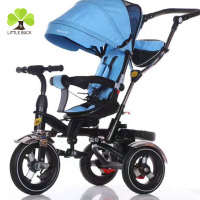 2019 baby walker tricycle smart trike / good quality three wheels baby tricycle bike / Deluxe tricycle with kids