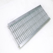 ISO9001 Certified steel grating drain trench of good service