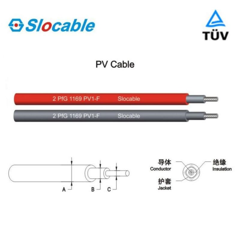 China Slocable 3 to 1, 4 to 1 and 5 to 1 X type solar cable assembly with CN40 connector