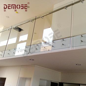 garde corps de terrasse en verre sans cadre en plexiglas buy conceptions de balustrade en