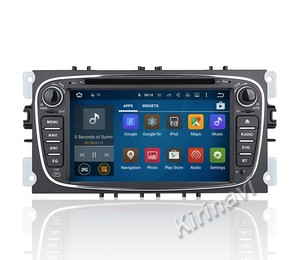 Kirinavi WC-FU7608 android 5.1 car multimedia for ford for focus 2008 - 2011 car radio with gps bluetooth navigation audio wifi