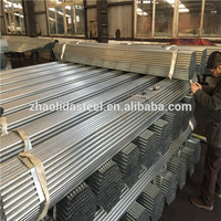 24 inch steel pipe ! round galvanizing steel pipe max. diameter 165mm hot dipped gi pipe