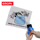 Custom Printed Microfiber Glasses Cleaning Cloth Lens Microfiber Wipes