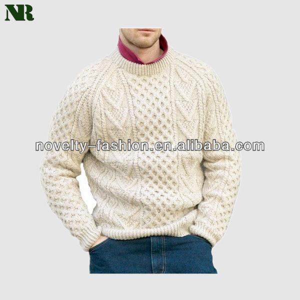 Handmade Irish Wool Sweaters