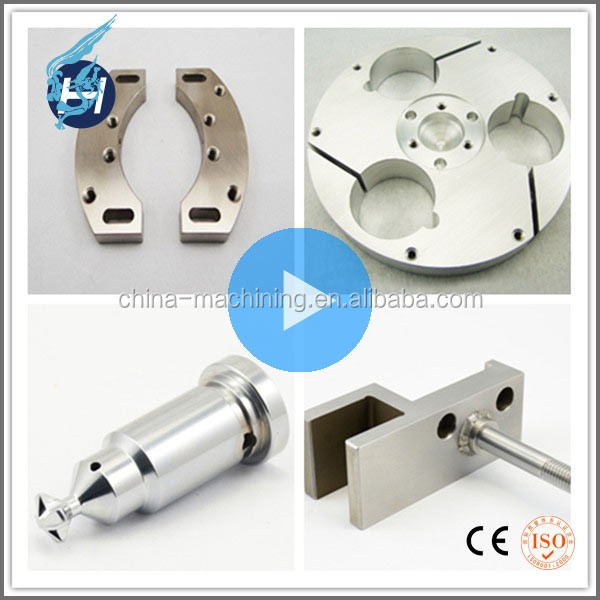 China supplier professional OEM manufacturer cnc lathe turning machining milling mechanical parts