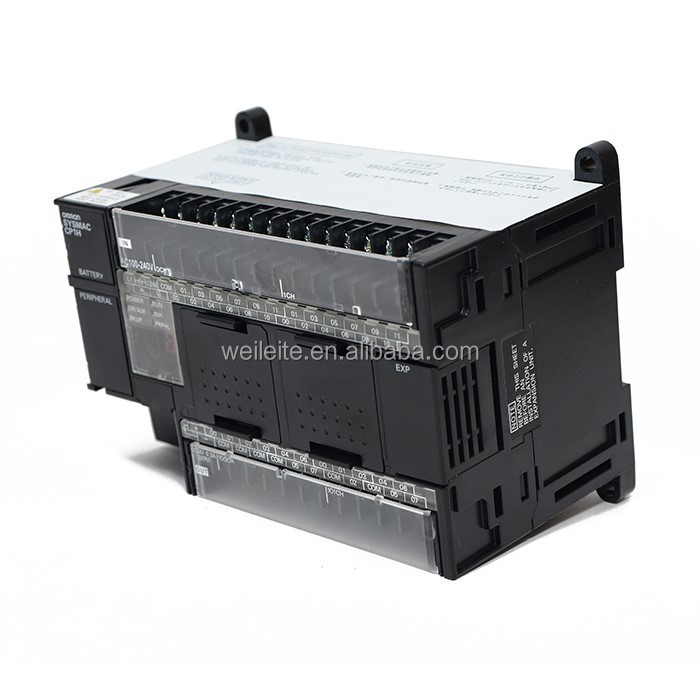 CP1H-Y20DT-D OMRON CP1E CPU Unit with 10 I/O points DC24V NEW OMRON Programmable Logic Controller Omron CP1E CP-series