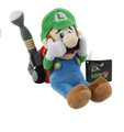 5pcs Luigi Mansion2 Super Mario Luigi Plush Dolls With Tag Toys Mansion 2 Toys For Christmas