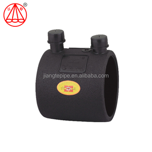 coupling reducer tee elbow electro fusion fitting HDPE gas fitting pe pipe fitting