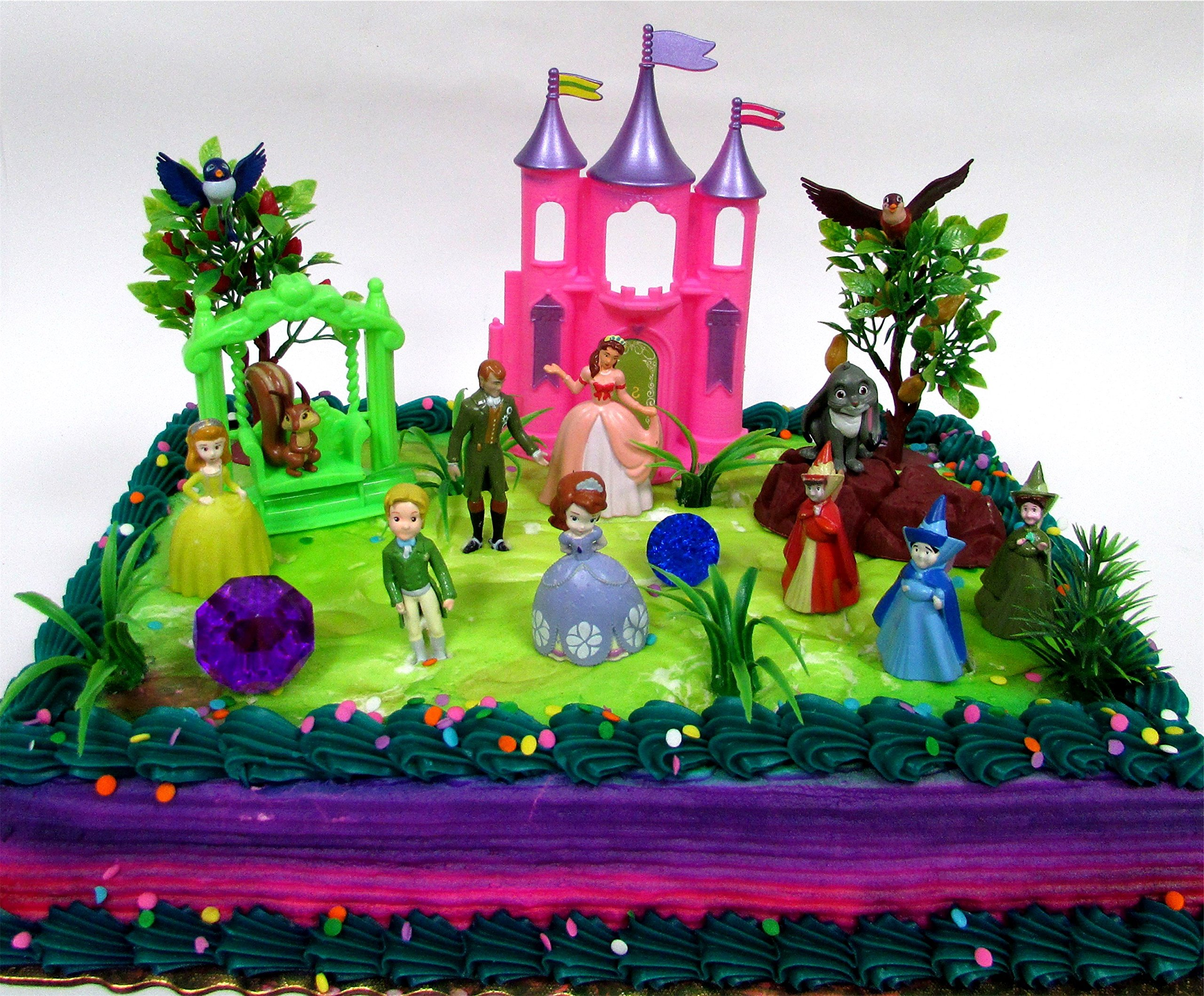 Fabulous Cheap Sofia The First Cake Topper Set Find Sofia The First Cake Personalised Birthday Cards Cominlily Jamesorg