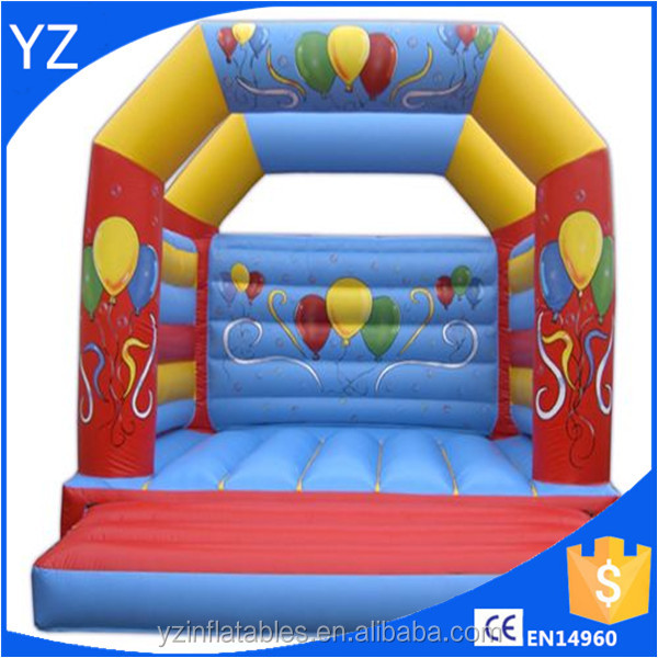 Balloon Air bouncer inflatable trampoline inflatable castle jumper