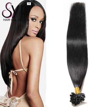 U Tip Crochet Darling Wholesale Black Hair Products Extension Human Weave Honey Blonde Brazilian