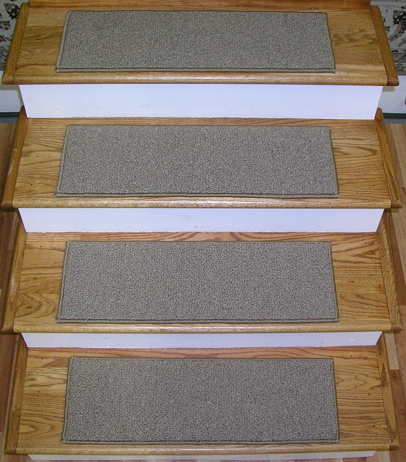 Get Quotations 174375 Rug Depot Premium Carpet Stair Treads 27 X 9