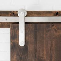 PRIMA Interior Wood Shutters In Line Sliding Shaker Door System Hardware Barn
