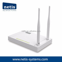 netis 4-in-1 VDSL2 modem, NAT router, VoIP gateway and wireless N access point