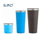 Reusable Coffee Cup Sublimation Mug Thermo Tumbler Cups DoubleWall Stainless Steel