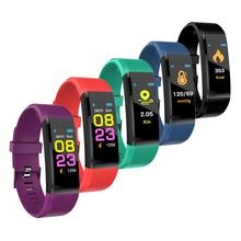 ID115 Plus Sport Bluetooth Armbanduhr/Herz Rate Monitor Fitness Tracker