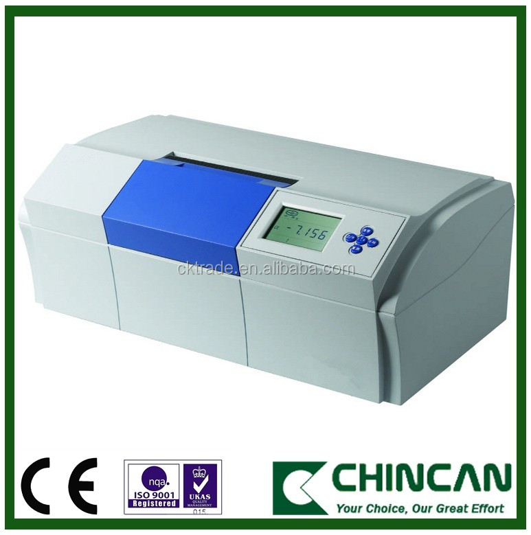 SGW series High Speed Automatic Polarimeter with Touch Screen
