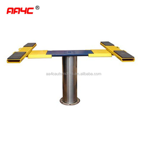 3.5T 1 post in ground hydraulic car lift price