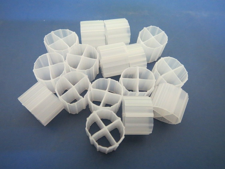 Koi pond filter media plastic bio carrier buy koi pond for Koi filter material
