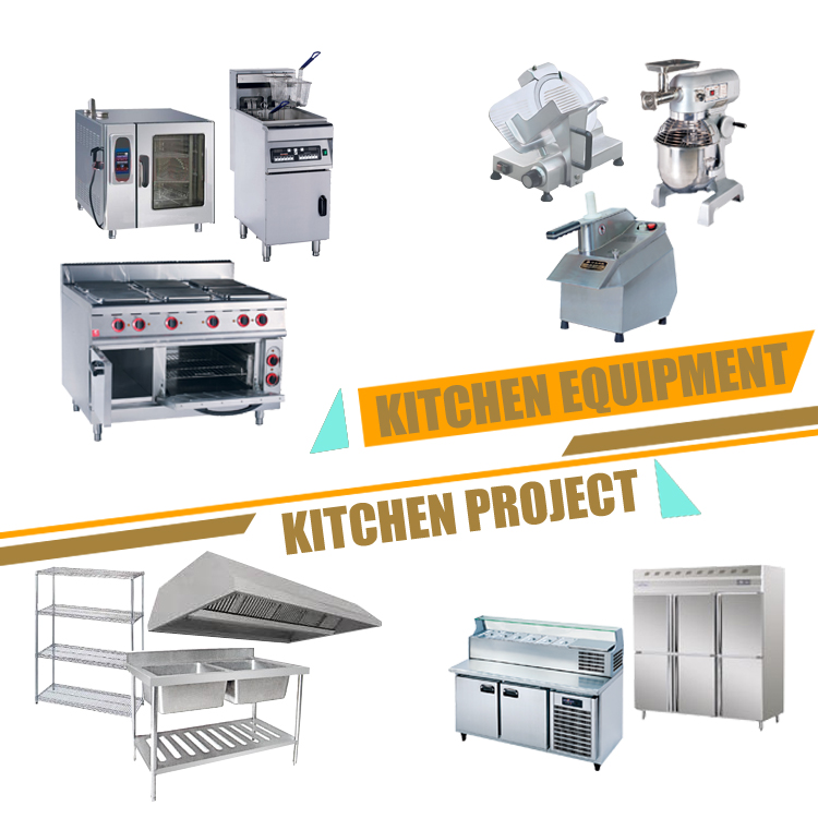 Fast Food Restaurant Kitchen Equipment Fast Food Restaurant