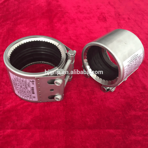OEM DN65 Axially Quick Restrained Flexible Pipe Coupling DNV.GL Approved
