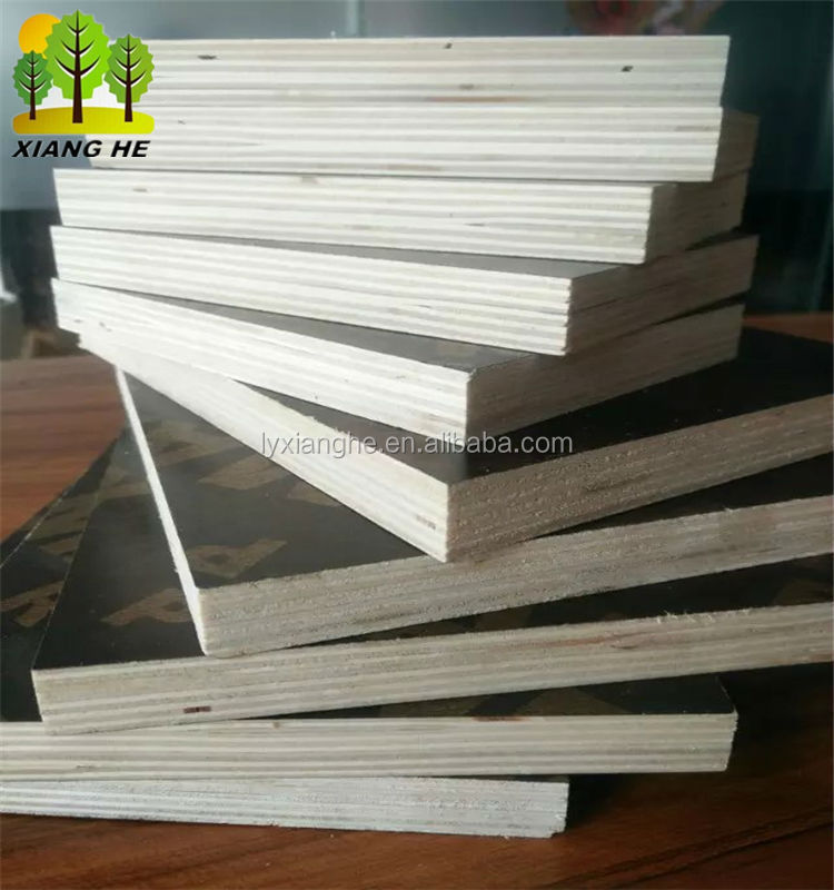 Shandong Linyi film faced plywood with logo