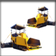 Asphalt Paver GYA9000S Crawler Multiple Functions Pavers