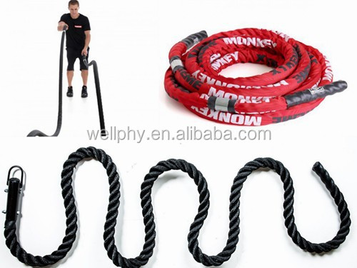 puissance de formation corde crossfit mma bataille vitesse du c ble corde equipement de. Black Bedroom Furniture Sets. Home Design Ideas