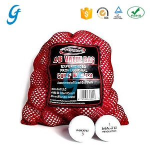 wholesale reusble polyester nylon mesh fabric drawstring bag small net pouch mesh bag for swimming cosmetic golf balls tote dive