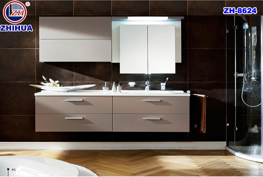 Barato doble lavabo Lowes pared gabinetes de baño vanidad-Tocadores ...