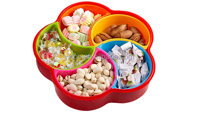 Plastic Divided Food Storage Container Set Buy Kitchen