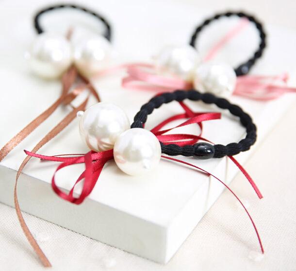 5a1437c126de7 elastic hair bands head jewelry head ornaments hair decorations accessories  bands silk pearl elastic hair bands