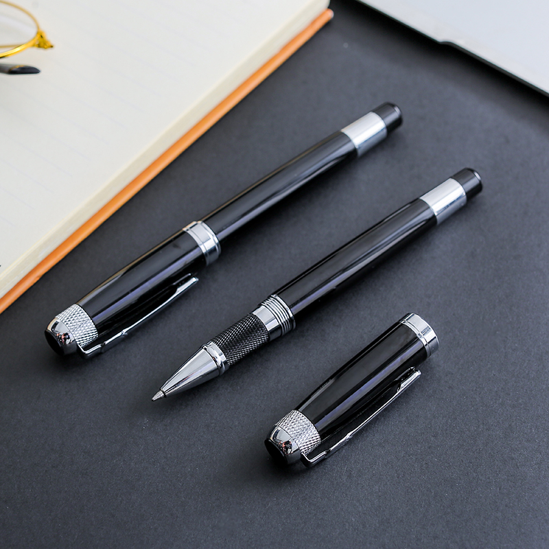 Yiwu Top-grade Durable Promotional Roller Pen Items Stylus Metal Customized Ink Ballpoint Pen