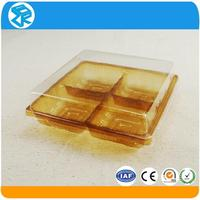 Wholesale Top rated clear plastic moon cake box