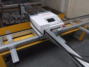 portable aluminium fabrication machines/cnc plasma cutting machine