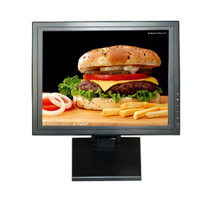 Hot sale OEM lcd touch screen monitor 15 with competitive price