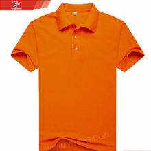 garment items high quality anti-bacterial polo t shirt 100% cotton