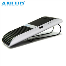ALD68 Solar charging bluetooth handsfree electric car kit