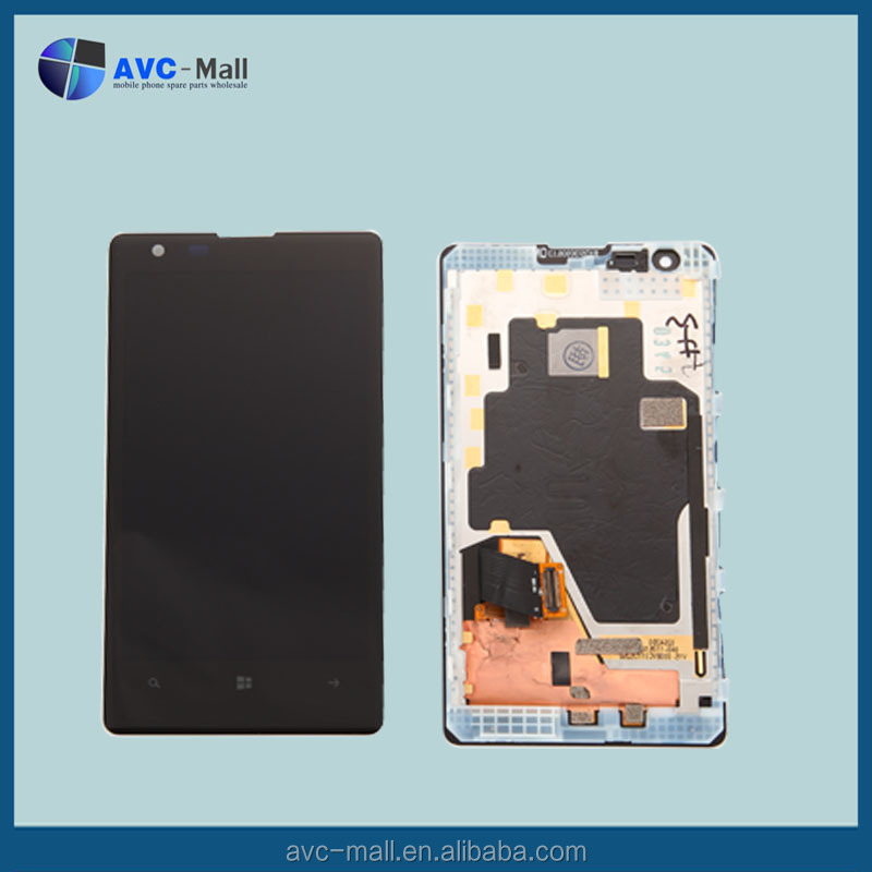 China Supplier Lcd Display Assembly For Nokia Lumia 1020 Black ...