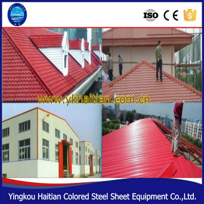 Cheap Corrugated Roofing Sheet Material , zinc aluminum roofing sheet , corrugated metal roof 2mm