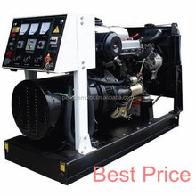 LOVOL power 65kw /80kva diesel generator set electric starting