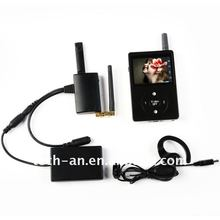 2011 New portable wireless video outdoor interphone with camera from manufacturer