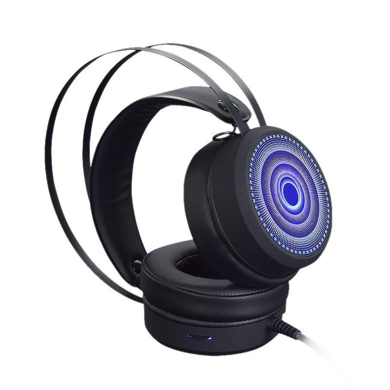 7 1 Led Gaming Headphone Dengan Mikrofon Menyala Headset Untuk Ps4 Untuk  Xbox - Buy 7 1 Led Gaming Headphone Led Gaming Headphone Gaming Headphone