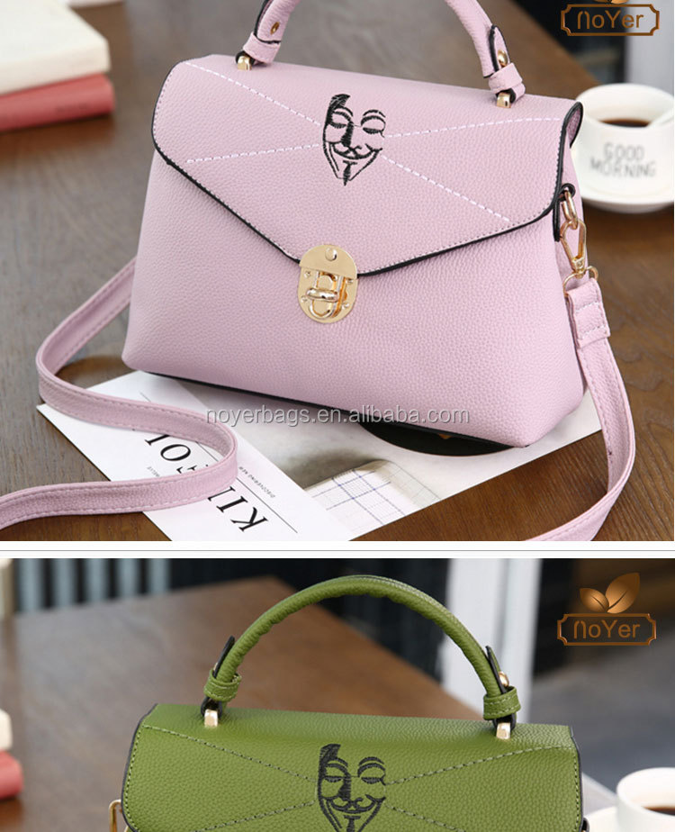 fba328f3dfdd New product cute small handbag ladies leather bag models shoulder long  strip bag