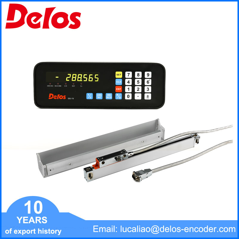 0 2um 10um Electronic Opened Magnetic Linear Digital Scales